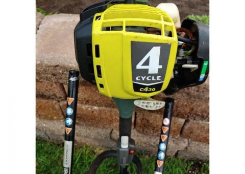 Ryobi Expand-It 4 cycle power head