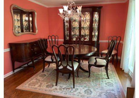 American Drew Sonoma Dinning Room Set