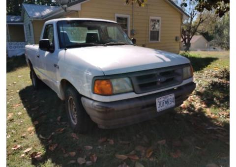 '96 Ford Ranger